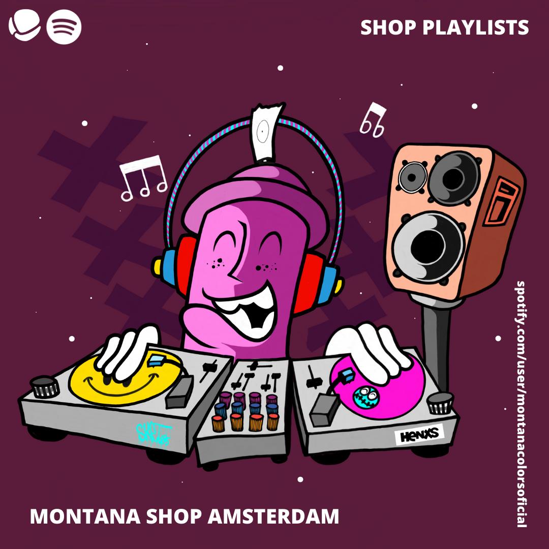 Spotify MTN Amsterdam