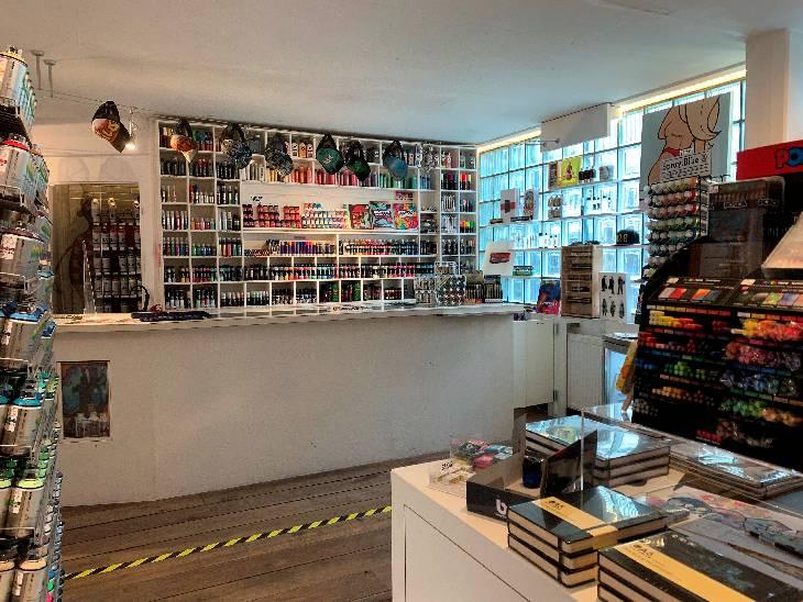 Montana Shop Amsterdam
