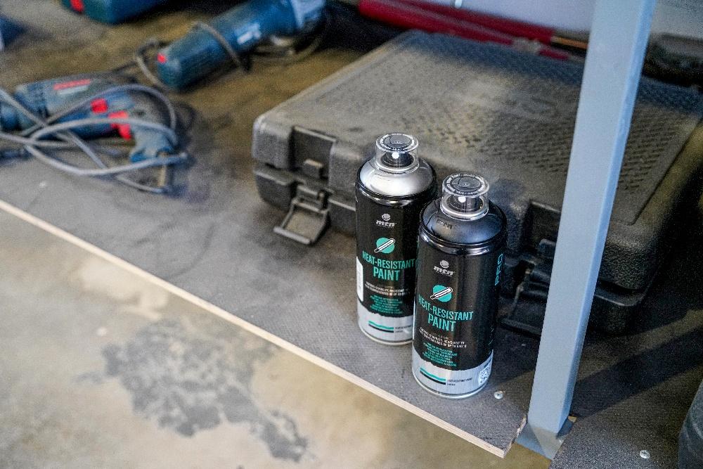 MTN PRO Heat Resistant Paint