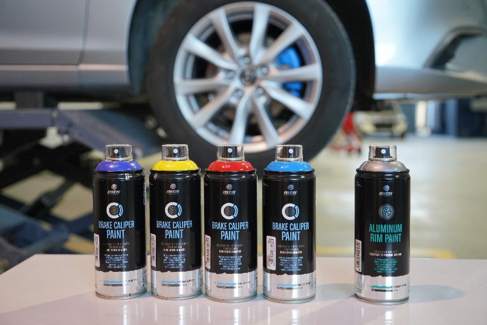MTN Car Spray Paint