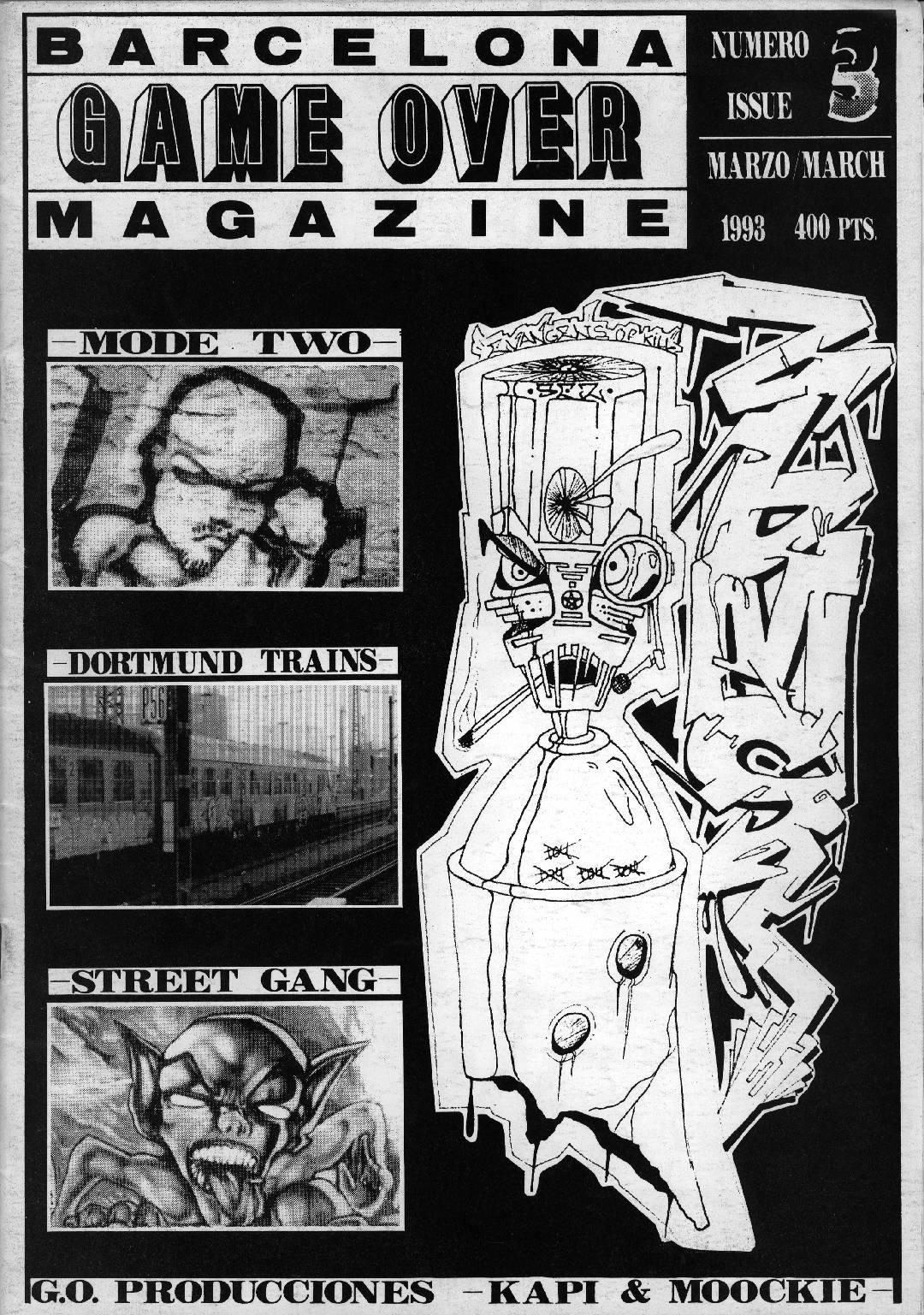 Game Over Magazine