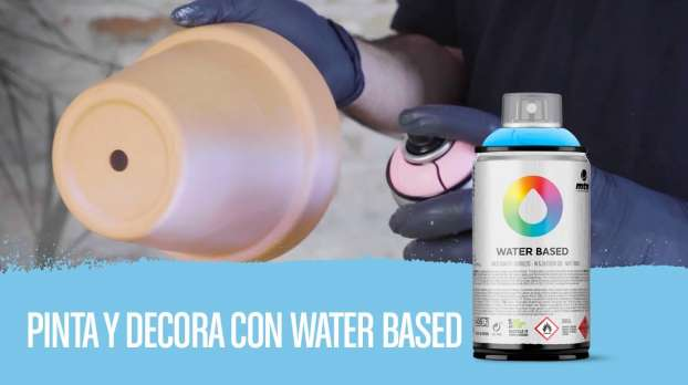 How to paint everyday objects with MTN Water Based